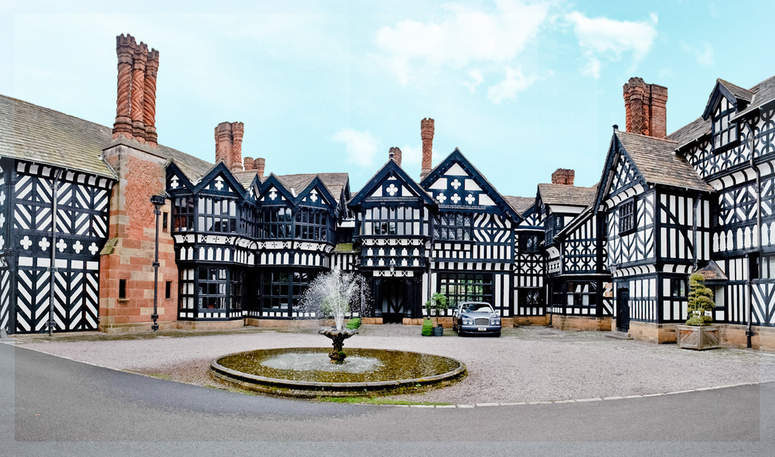 Hillbark Hotel Wedding Venue Wirral