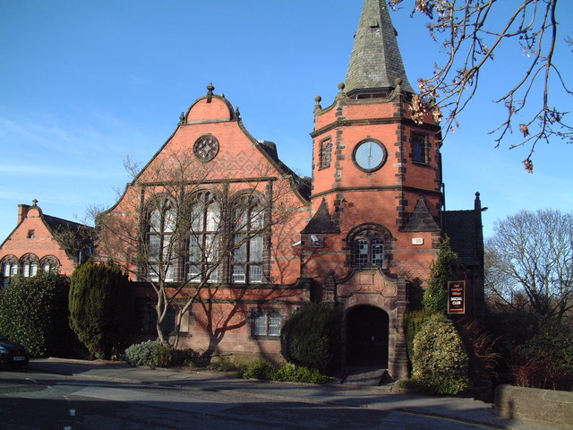 lyceum club port sunlight function room